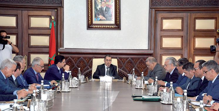 Gouvernement-Saad-Eddine-El-Othmani