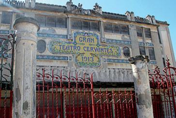 La nouvelle vie du Grand théâtre  Cervantès