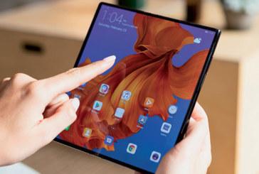 Huawei Mate X : Le téléphone pliable 5G lancé