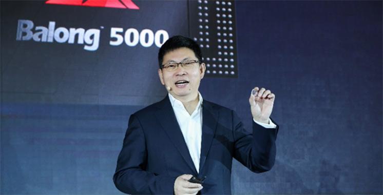 Une première mondiale : Huawei vient de lancer le chipset  multimode 5G et le 5G CPE Pro