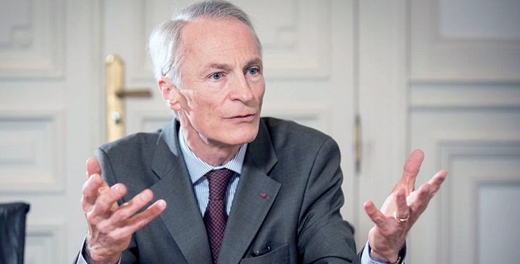 Jean-Dominique Senard, l'homme à tout faire
