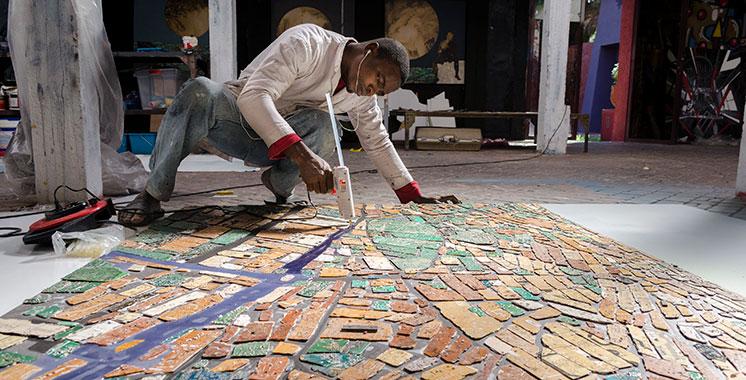 Foire d'art africain de Marrakech : La Fondation Montresso met à l'honneur cinq artistes ivoiriens