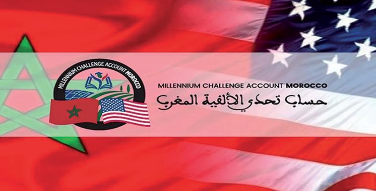 L'appel à projet du «Programme Emploi FBR» lancé par le MCA-Morocco : Les candidatures ouvertes jusqu'au 29 avril