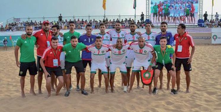 Beach-soccer : L'équipe nationale en stage de préparation à Casablanca
