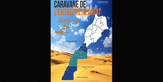 La Caravane régionale de l'entrepreneuriat lancée par l'OFPPT : 2.000 jeunes ciblés dans les provinces du Sud