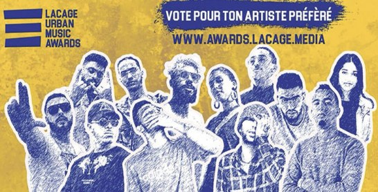 Lacage Urban Music Awards :  Remise des trophées le 23 février