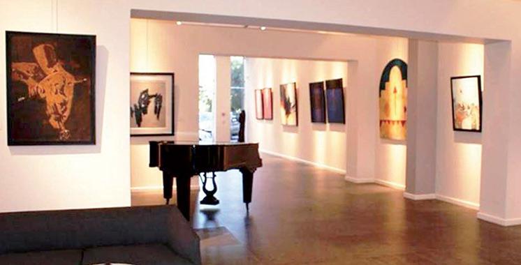 «Lumières, matières et formes»  au So Art Gallery