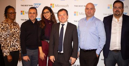 Transformation digitale en Afrique francophone : Microsoft s'associe à SAP