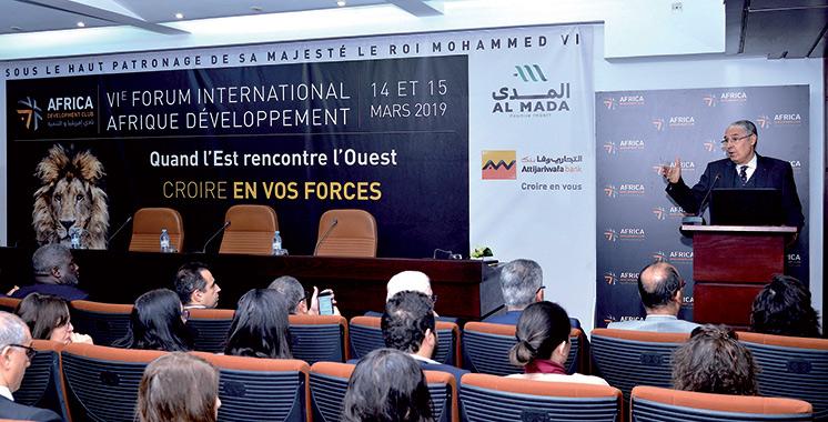 Rencontres intercontinentales : Quand Attijariwafa bank fait rencontrer l'Est et l'Ouest de l'Afrique