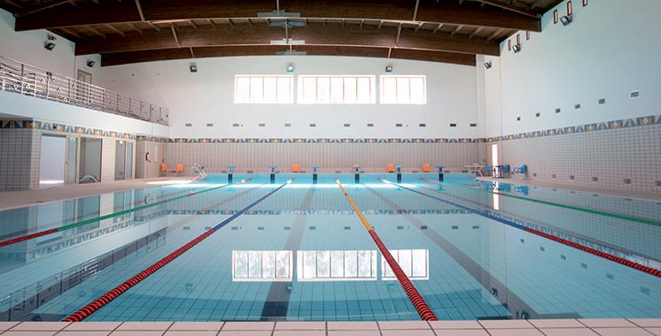 Marrakech : La nouvelle piscine de Sidi Youssef Ben Ali conforme aux standards internationaux