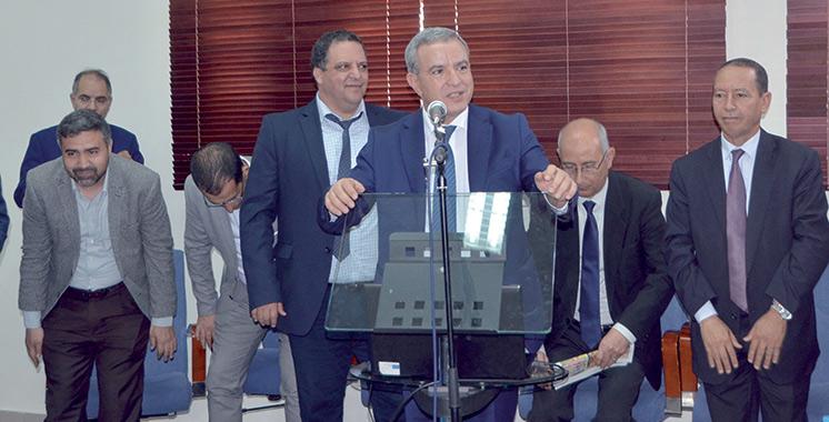 Aujjar : «La mise en œuvre du caractère officiel de l'amazigh ne doit pas faire l'objet  de manœuvres politiciennes»