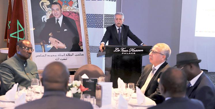 La 24ème assemblée générale de l'OMT en 2021 : Des diplomates africains s'informent sur la candidature marocaine