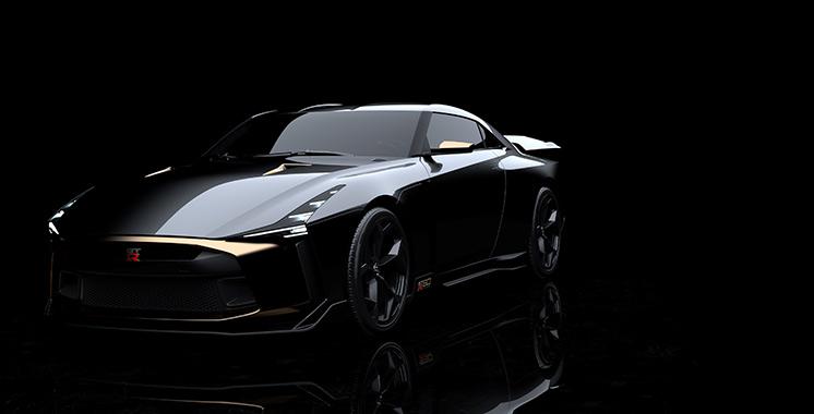 La Nissan GT-R50 par Italdesign dévoile ses atouts