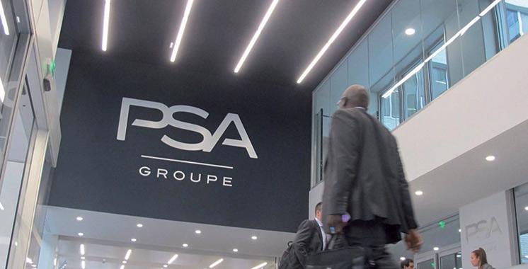 Achats du Groupe PSA au Maroc : Un volume de sourcing global de près de 700 millions d'euros