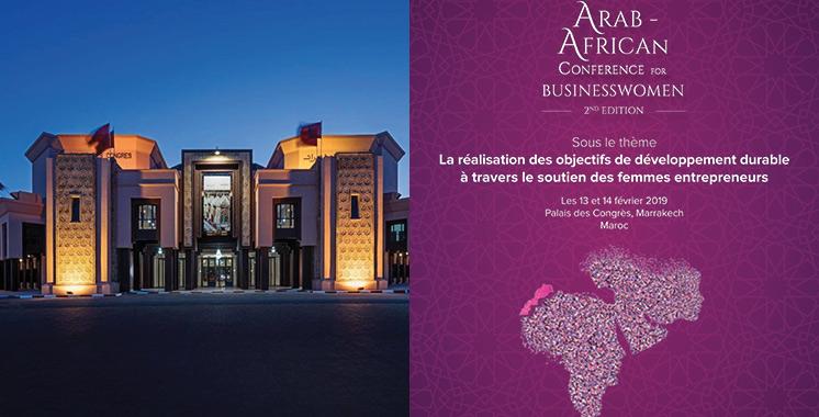 Les femmes leaders arabes et africaines réunies à Marrakech les 13 et 14 février