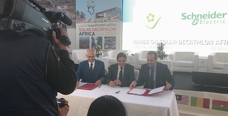 Partenariat renforcé entre Schneider Electric et Iresen