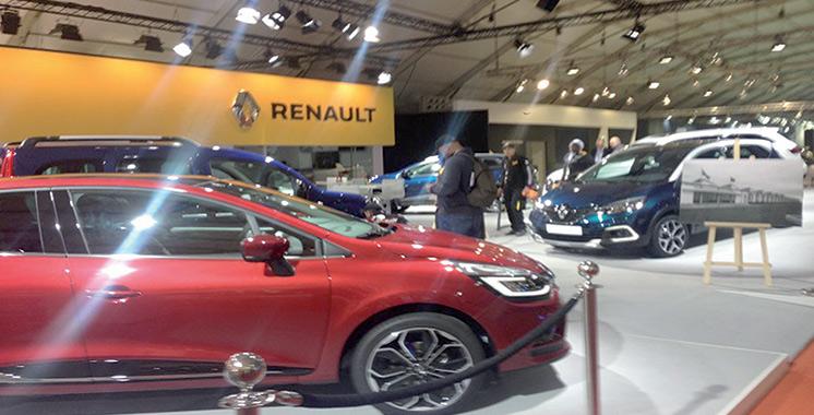 Groupe Renault : Un chiffre d'affaires 2018  en baisse