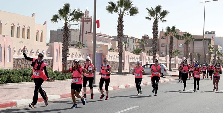 Sahraouiya 2019 : Deux représentantes du Groupe OCP remportent la 1ère étape