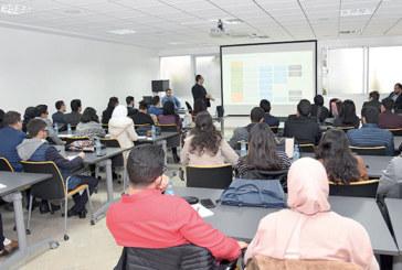 120 ingénieurs en stage de fin d'études à la BCP