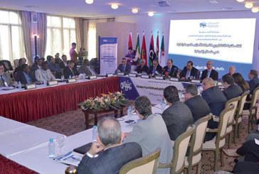 Le Réseau des partis démocratiques d'Afrique du Nord réuni à Tanger