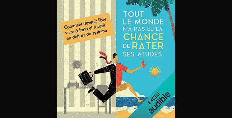 Tout le monde n'a pas la chance de rater ses études, d'Olivier Roland (auteur) et Cyril Paris (narrateur)
