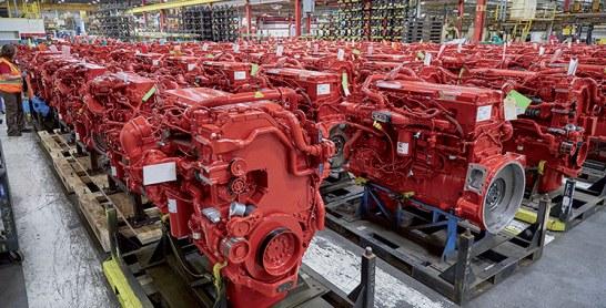 Le Groupe OCP et Cummins Afrique & Moyen-Orient s'allient : Une unité industrielle pour des moteurs de haute puissance sera mise en place