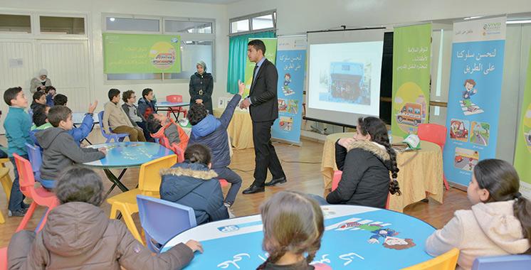 Vivo Energy Maroc : 50.000 écoliers sensibilisés au code de la route de mars à juin prochains