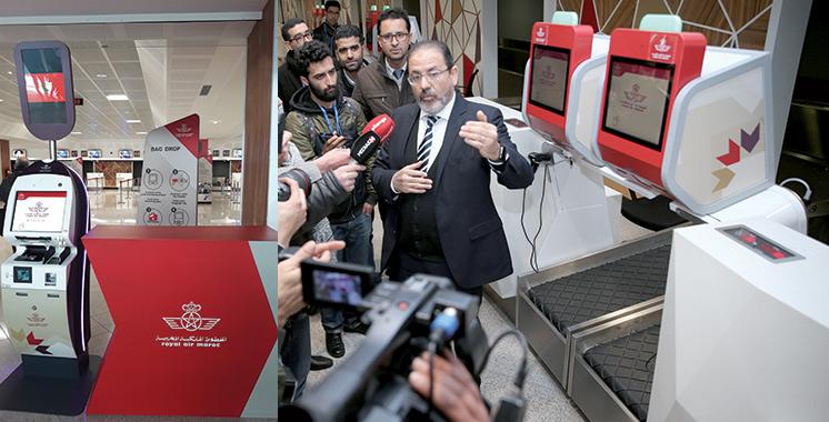 Visite guidée de l'aéroport Mohammed V : Ce qu'il faut savoir sur le nouveau terminal 1 et les projets en cours