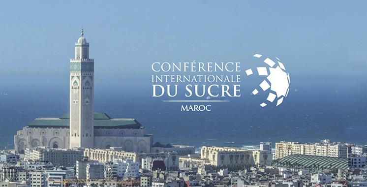 La conférence internationale du Sucre Maroc mercredi prochain à Casablanca