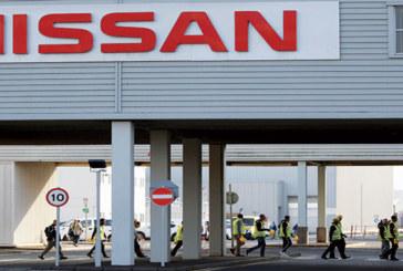Coup de frein de Nissan en Angleterre à deux mois du Brexit