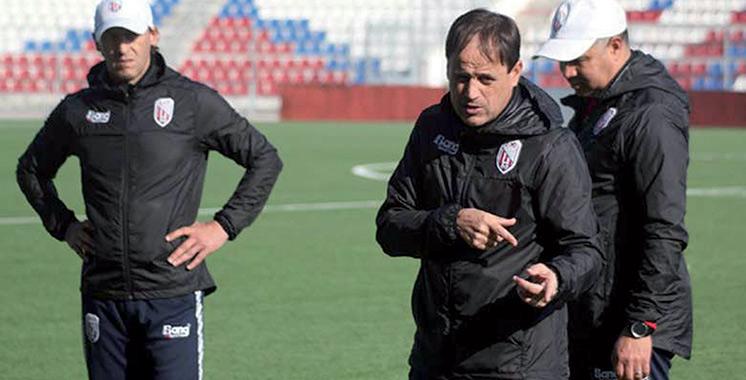 Botola Maroc Telecom : De nouveaux entraîneurs passent à la trappe