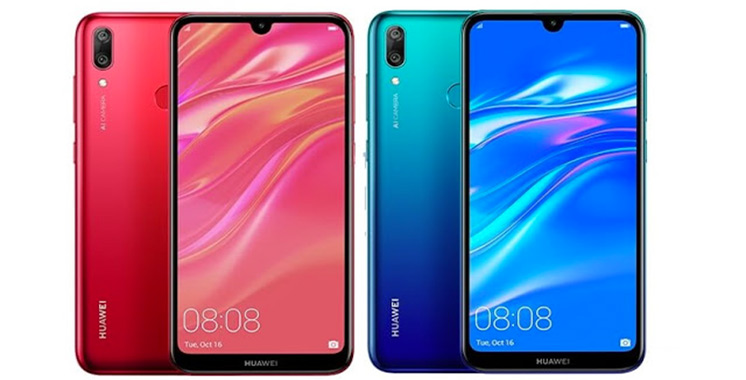 Huawei : Le Y7 Prime 2019 cartonne au Maroc