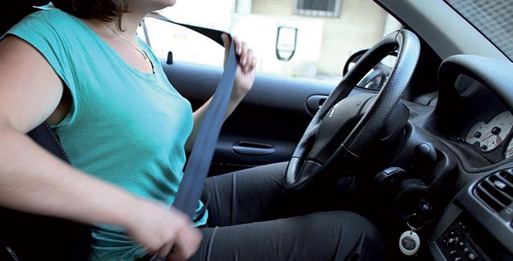 Etude 2018 du CNPAC : Seulement 58% des automobilistes portent la ceinture de sécurité