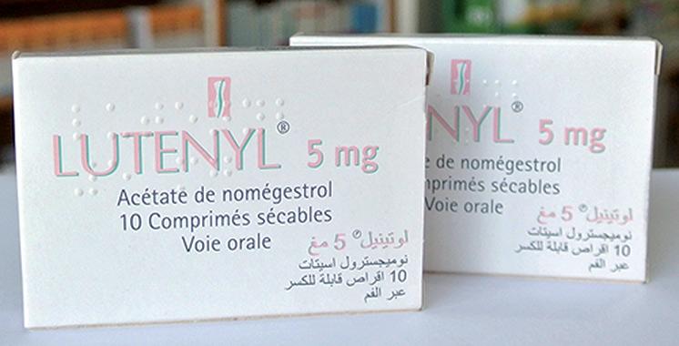 Risque de tumeurs au cerveau :  Le médicament Lutenyl sur la sellette