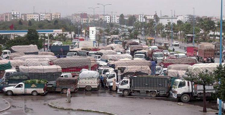 Transport routier : Démarrage du programme de renouvellement du parc des véhicules
