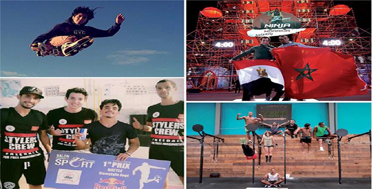 Fédération royale marocaine des sports urbains : Un an d'existence et plusieurs réalisations internationales