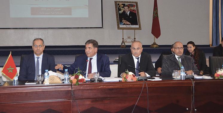 Souss-Massa : 30 millions DH du FEC  pour financer le futur Technopark