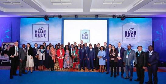 Déclaration d'Agadir sur l'initiative de la Ceinture bleue : Appel à l'investissement dans une pêche et aquaculture innovantes et protectrices