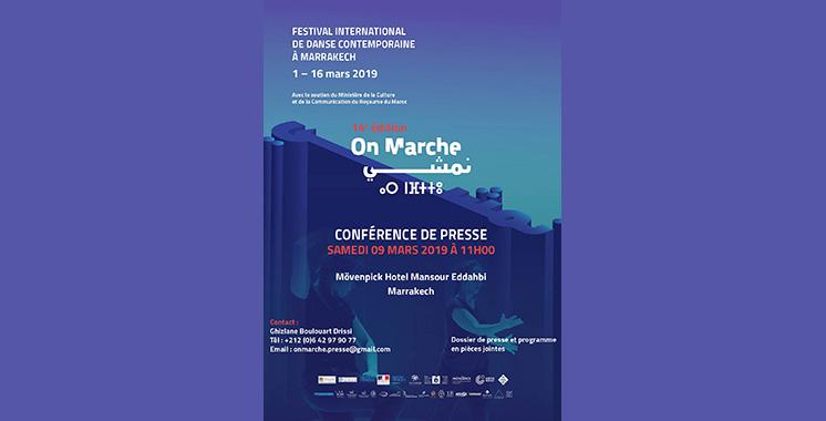 «On marche» : Les femmes chorégraphes marocaines à l'honneur