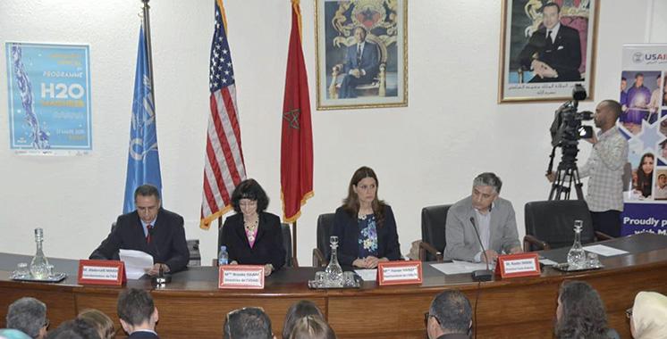 En partenariat avec l'USAID : L'ONEE engagé dans les formations innovantes