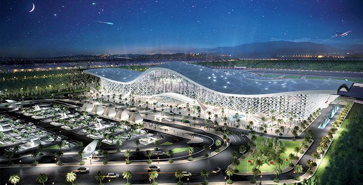 L'aéroport Rabat-Salé tient son nouveau terminal