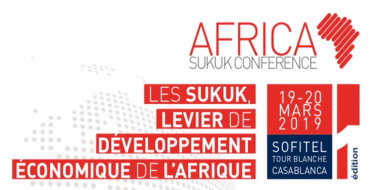 Casablanca abrite la première édition : L'Africa Sukuk Conference les 19 et 20 mars 2019