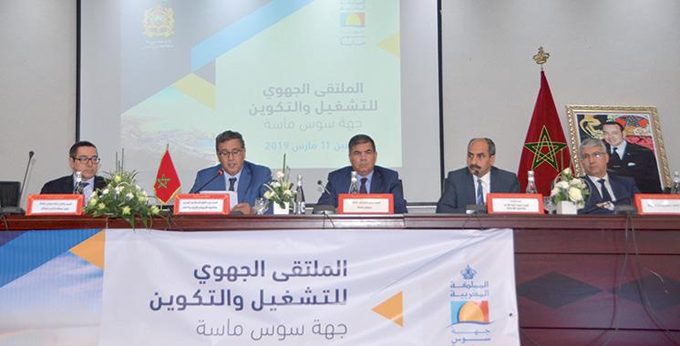 Akhannouch : La capacité de créer des emplois pérennes, principal critère d'évaluation des politiques publiques