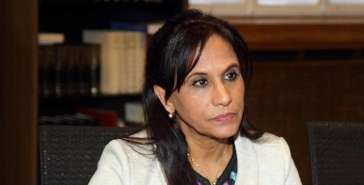 Droits de l'Homme : Amina Bouayach à Genève pour la Ganhri