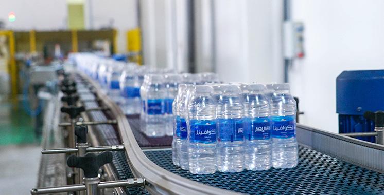 Aquafina, un franc succès et de grandes ambitions pour cette année