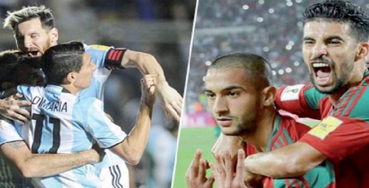 Les Albicelestes en stage à Madrid : L'Argentine prépare ses amicaux contre  le Venezuela et le Maroc