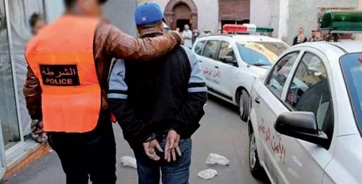 Casablanca : Un escroc notoire, repris de justice, écope de deux ans de prison ferme