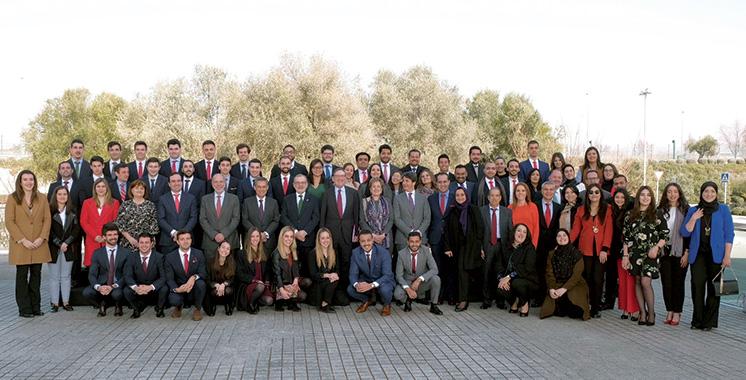 Master banque et marchés financiers : Attijariwafa bank soutient 12 étudiants marocains avec son partenaire Santander