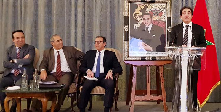 Benoutiq rencontre à Londres des compétences  marocaines du Royaume-Uni