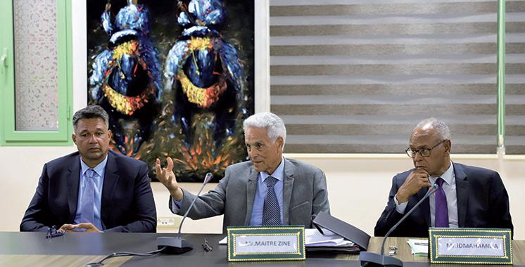 Comité  de la Fédération royale marocaine de golf : Le golf se veut de proximité